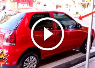 как в бразилии наказывают за неправильную парковку