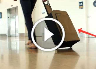 многофункциональный чемодан