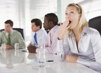 как побороть сонливость на работе