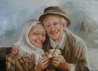 размышления детей о дедушке и бабушке