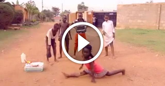 дети из гетто уганды