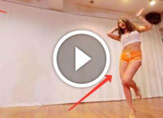 танец корейских девушек с обзором 360 градусов
