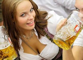 немецкие привычки