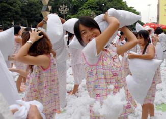 Формирование правильной осанки в Китае