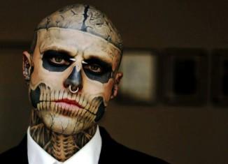 Человек-зомби
