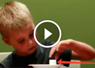эксперимент с детьми и зефиром