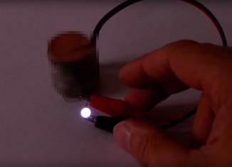 Как сделать батарейку