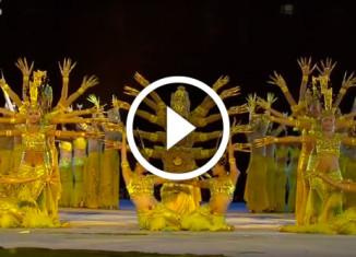 Танец тысячи рук