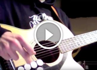 Ударная гитара