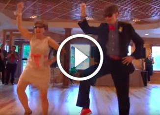 Танец жениха с матерью