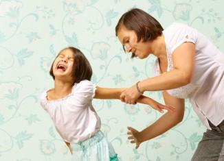 шлепать или не шлепать ребенка