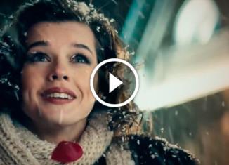 самый милый новогодний отечественный ролик