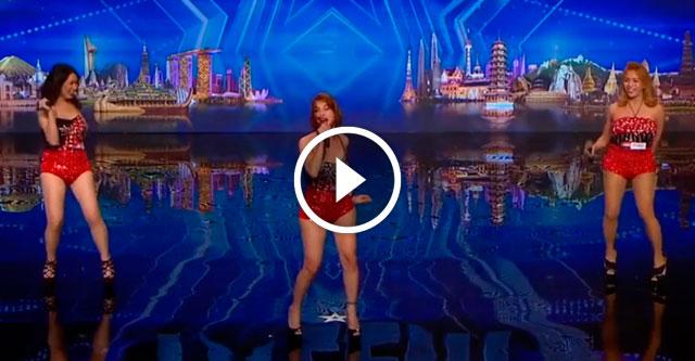 Сюрприз на азиатском шоу талантов