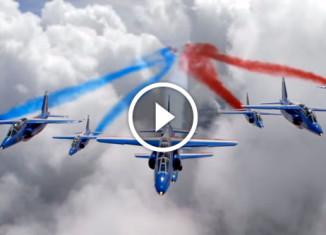 Вся зрелищность авиации