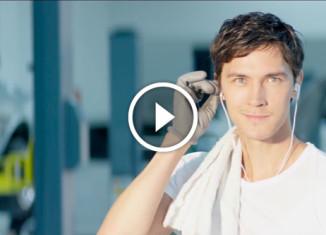 Реклама моющего