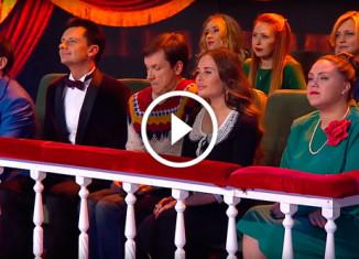 Спящий в театре Уральские пельмени