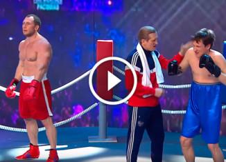 Бокс Уральские пельмени