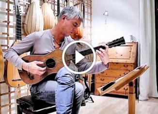 Гитара Страдивари