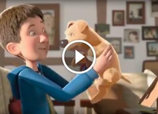 Короткометражный мультфильм Подарок