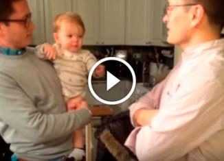Малыш запутался кто его папа