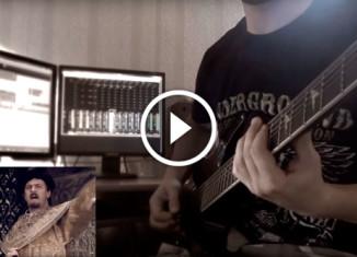 Песня Счастье вдруг на гитаре