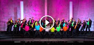 Необычный хор