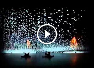 Танцевальное шоу
