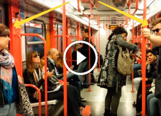Травиата в миланском метро