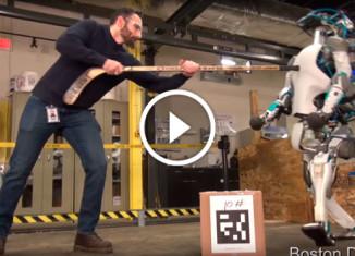 Возможности новых роботов