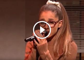 Певица имитирует голоса звезд