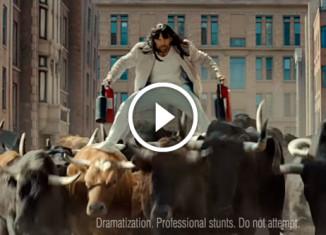 Реклама со Стэтхэмом