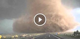 Торнадо крупным планом