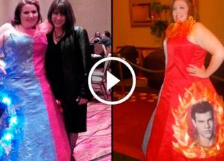 Ужасные платья для выпускного