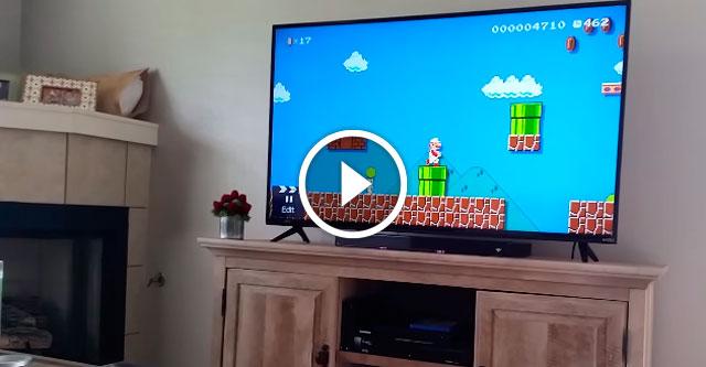 Предложение Супер Марио