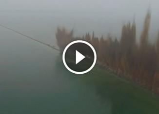 Взрыв дамбы в Китае