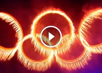Видео посвященное Олимпийским играм