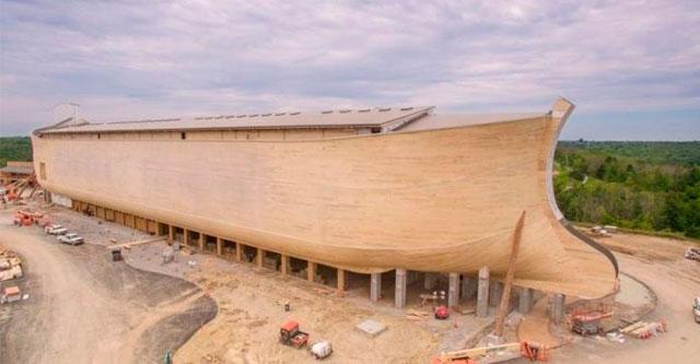 В Америке построили Ноев ковчег