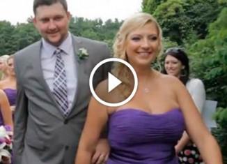 Неудачные моменты на свадьбах