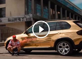 Розыгрыш в ростовском такси