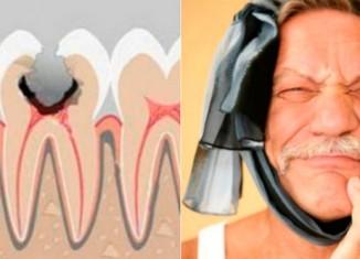 Средство от зубной боли