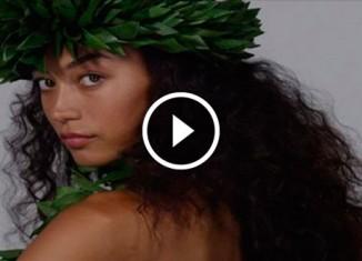Гавайская красота