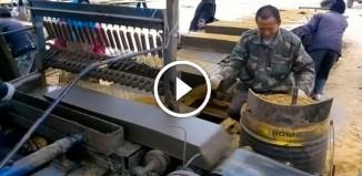 Китайский кирпичный завод